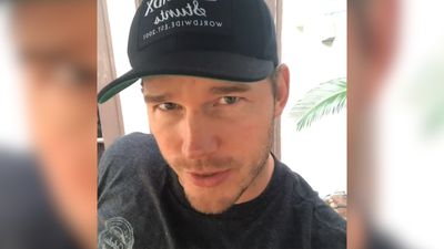 Chris Pratt's lunch outrages the internet - 'Oh my god, NO'