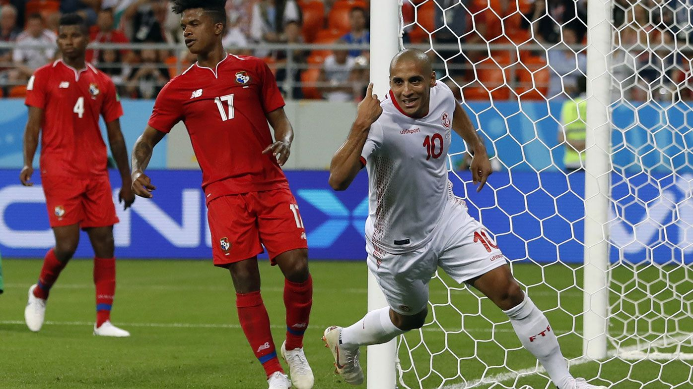 Tunisia get first World Cup win in 40 years with victory over Panama