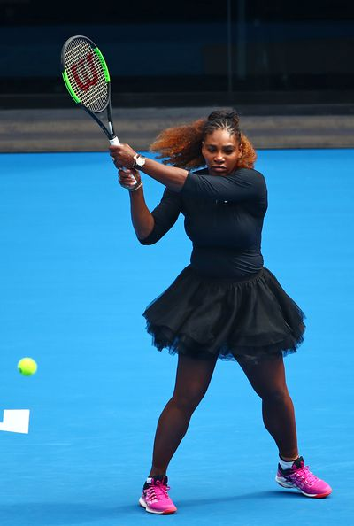 cec70ba68a43 3 of 17Attribution  Getty. Serena Williams wearing her ...