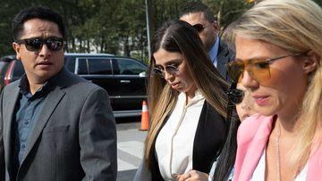 Emma Coronel Aispuro married Joaquin 'El Chapo' Guzman Loera when she was 18.