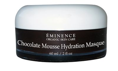 "<a href=""https://eminenceorganics.com/us/product/chocolate-mousse-hydration-masque"" target=""_blank"">Chocolate Mousse Hydration Masque, $91, Eminence</a>"