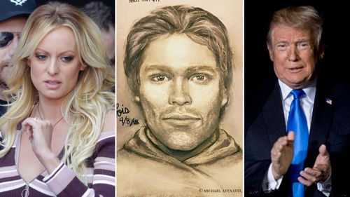 Stormy Daniels' defamation lawsuit against Donald Trump in relation to a sketch he tweeted about has been dismissed.