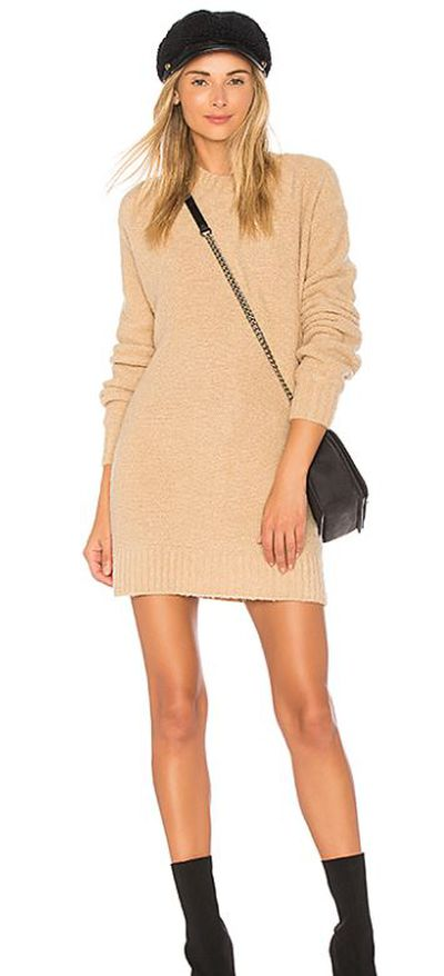 "<a href=""http://www.revolve.com/lovers-friends-suki-sweater-dress-in-taupe/dp/LOVF-WD922/?d=F&amp;currency=AUD&amp;countrycode=AU&amp;gclid=EAIaIQobChMIqfCg4N-s2wIVRyUrCh3ycQ8XEAQYECABEgJDrPD_BwE"" target=""_blank"" draggable=""false"">Revolve&nbsp;Lovers &amp;Friends Suki Sweater Dress</a>, $ 134.94<br>"