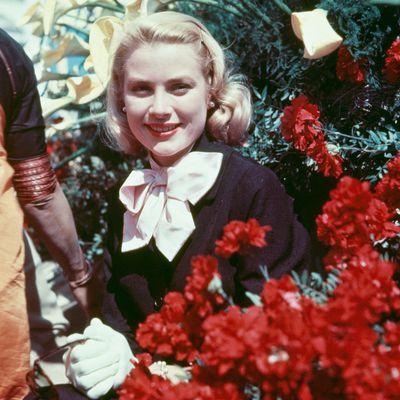 Princess Grace of Monaco, 1955