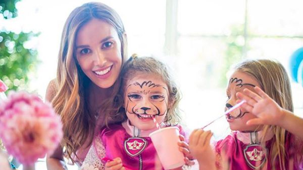 Proud mama Bec Judd and daughter Billie, four. Image: Instagram/@Becjudd