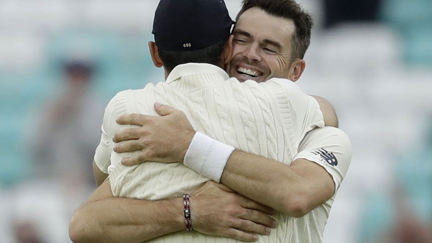 England's James Anderson 'still improving' after becoming greatest ever fast bowler