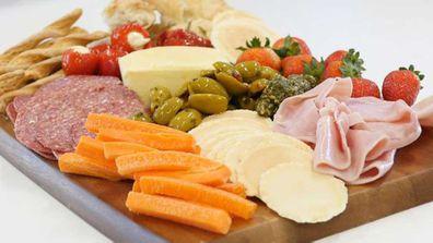 Grazing platter
