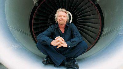 Virgin Airlines boss Richard Branson. (Virgin Atlantic)
