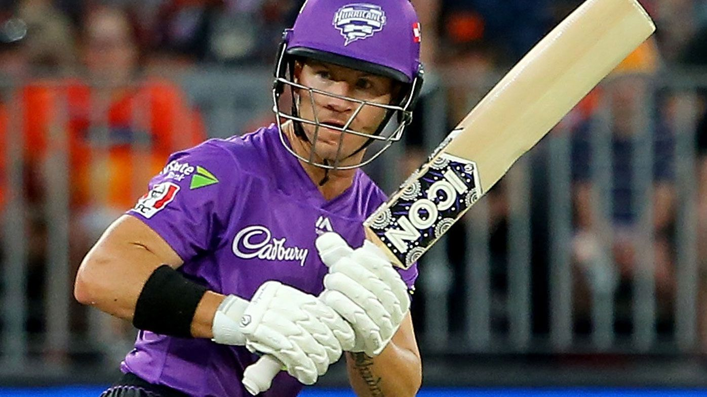 'World-class' BBL star D'Arcy Short primed for India ODIs after Hurricanes ton