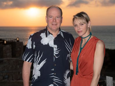 Prince Albert and Princess Charlene are celebrating nine years of marriage