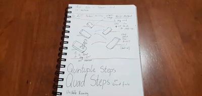Quintuple Steps