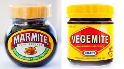 Marmite / Vegemite jars