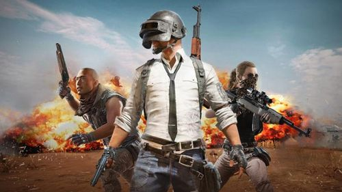 The idea is inspired by games such as PUBG
