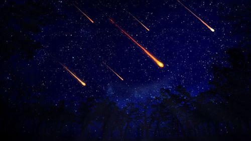 Catch a Glimpse of the Perseid Meteor Shower Tonight
