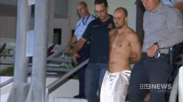 VIDEO: Prisoner makes dramatic escape attempt from Brisbane court house