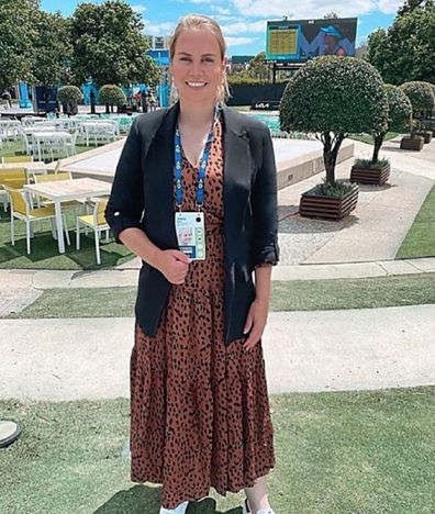 Dokic shared her weight loss journey in 2018 that saw her lose an incredible 53 kilos.