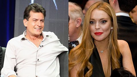 Lindsay Lohan To Star In I Scary Movie 5 I With Charlie Sheen 9celebrity