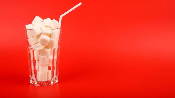 Sugary soft drink