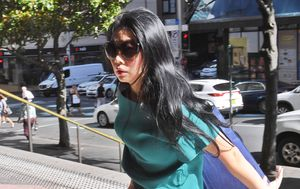 Sydney doctor who sent former flame 6000 text messages has jail term dismissed