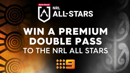 Win a premium double pass to the NRL All Stars