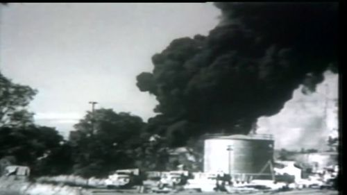 The bombing of Darwin was the largest single attack ever mounted by a foreign power on Australia. (9NEWS)