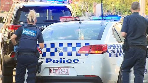 It's believed the attack is related to a safe injecting room in the Richmond area.