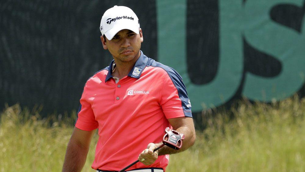 Landry leads US Open