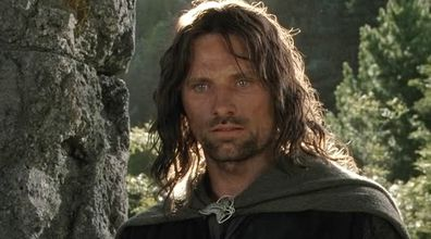 Viggo Mortensen in Lord of the Rings