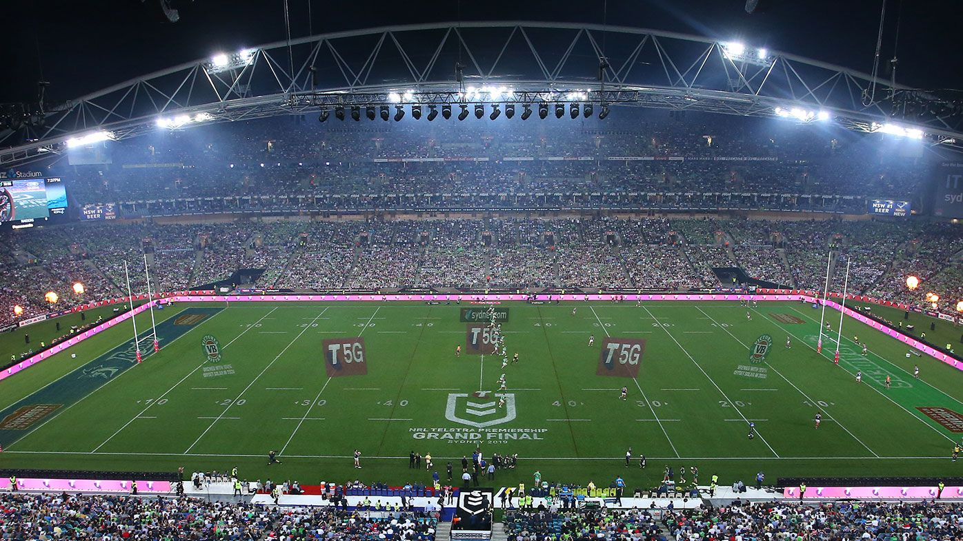 ANZ Stadium 2019 NRL Grand Final