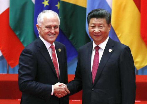 Efforts to intervene in Australia's politics have become increasingly brazen under President Xi Jinping, according to former advisor to the PM, John Garnaut. Picture: AAP