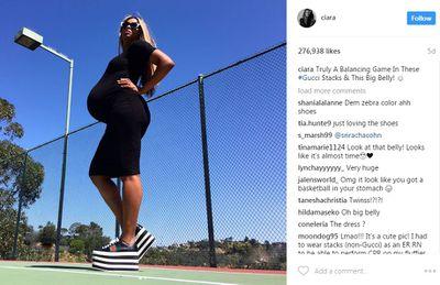 Bump and body con dresses.