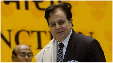 Dilip Kumar, one of the biggest stars of Indian cinema, died in Mumbai on Wednesday