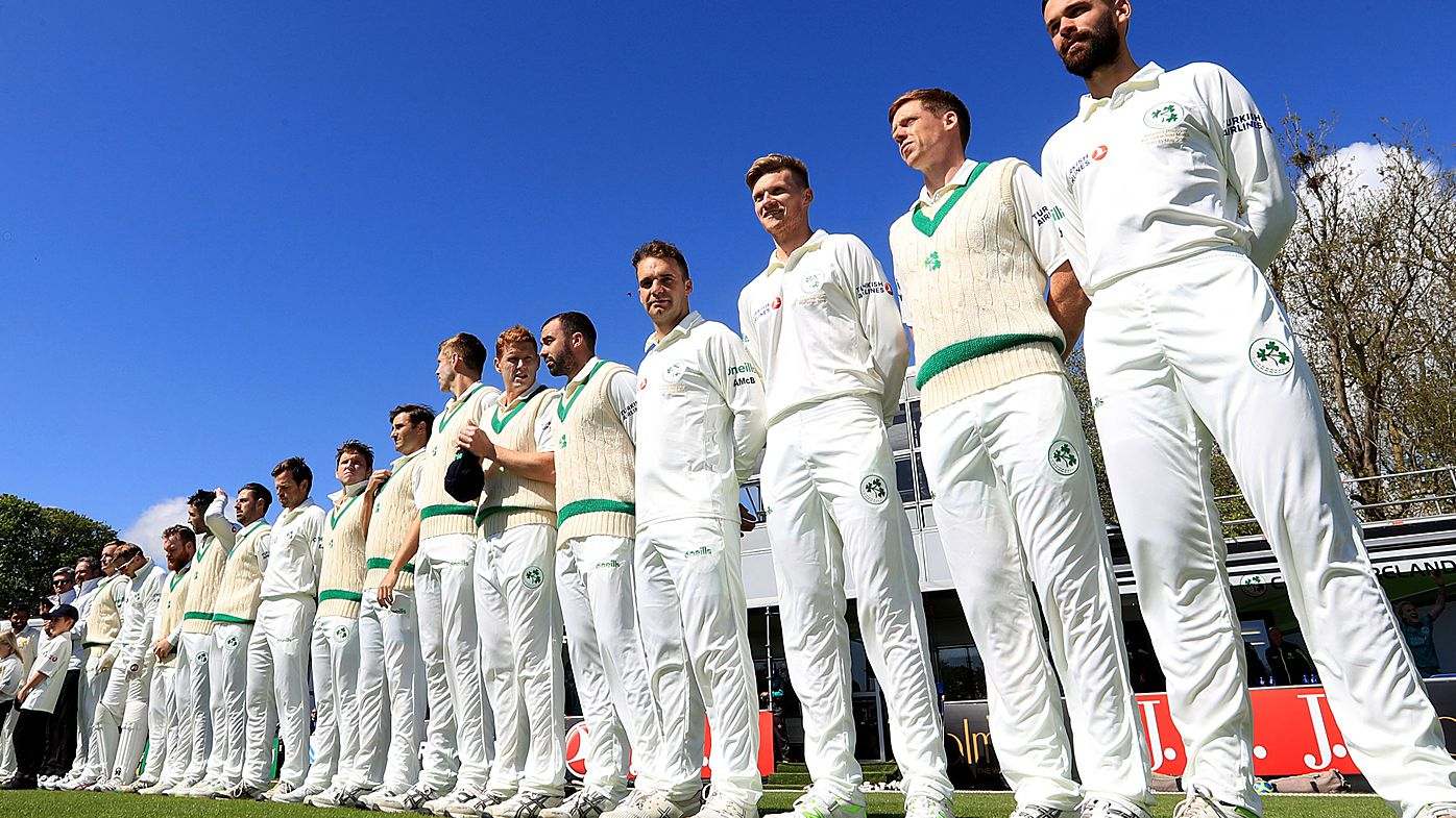 Ireland's 141-year wait for Test cricket debut finally over, Pakistan partnership puts visitors in charge