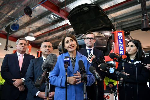 "Gladys Berejiklian: ""Incredibly competent, but a political mind nonetheless."""