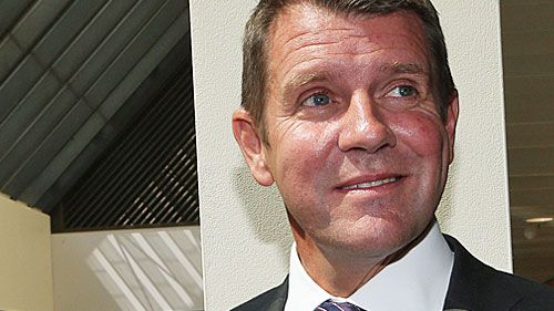 Former NSW Premier Mike Baird. (AAP)