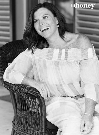 Jenny Morrison, PM Scott Morrison's wife