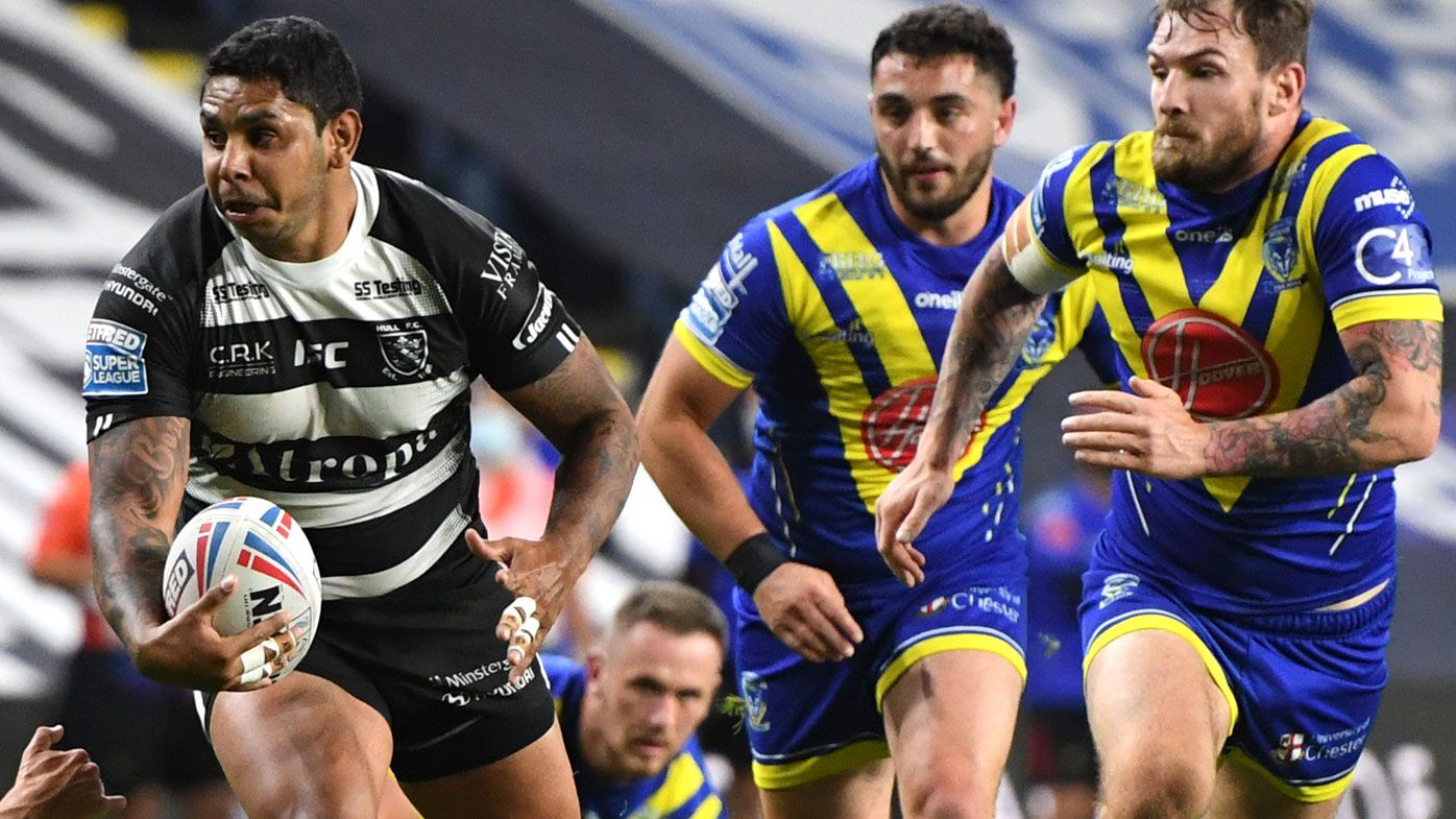 Broncos have sent 'overweight' Albert Kelly back to feeder club, Kevin Walters says