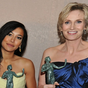 Jane Lynch remembers Naya Rivera, remembered as a 'force of nature'