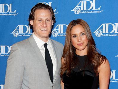 Markle and Engelson divorced after two years.