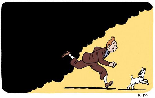 Brussels attacks: Tintin weeps as cartoonists take on terrorists