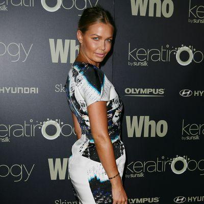 Lara Bingle: 2011