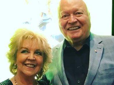 Patti Newton and Bert Newton