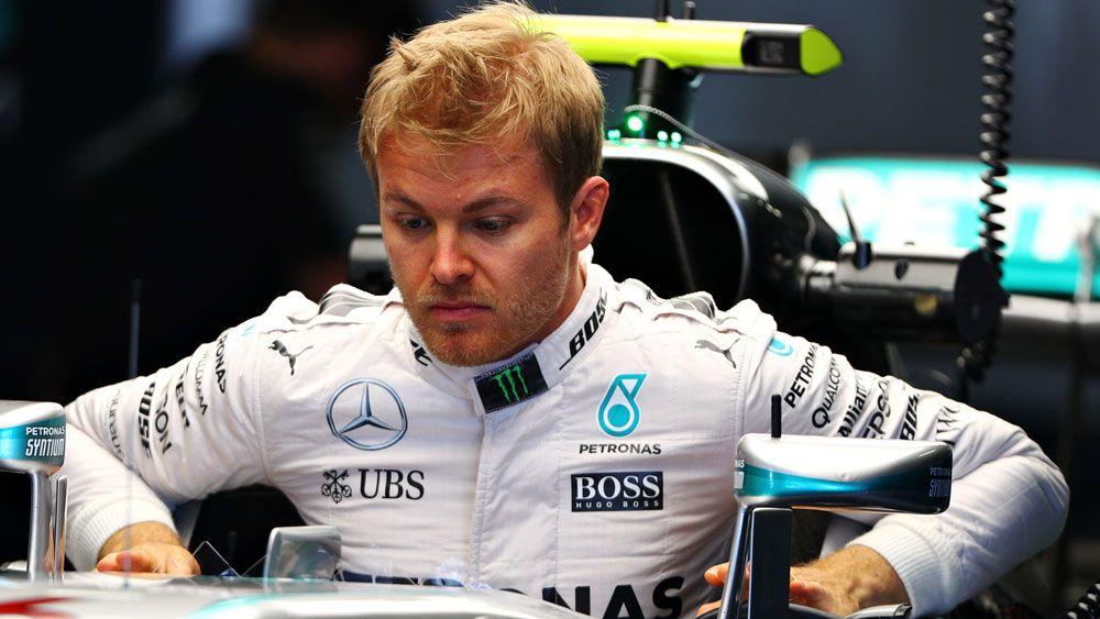 Nico Rosberg.(Getty)