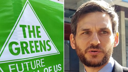 Politics needs change: Qld Greens winner