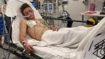 Melbourne teen's remarkable recovery after going into cardiac arrest