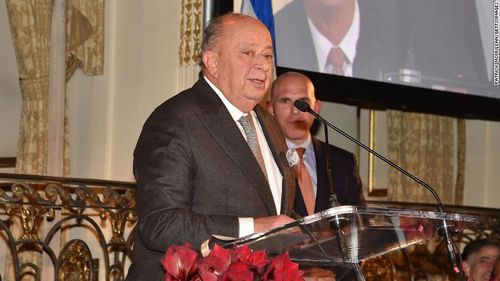 Stanley Chera attends American Friends Of Rabin Medical Center 2018 Annual NYC Gala at The Plaza on November 19, 2018 in New York City.