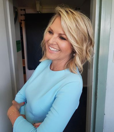 Georgie Gardner remembers her wedding day