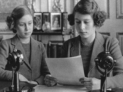 Queen and Margaret speech 1940 WWII