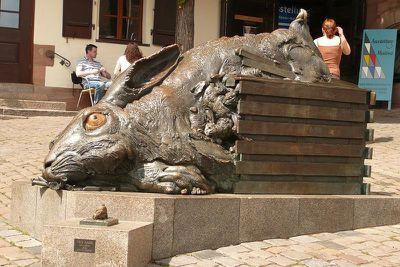 <strong>Nuremberg, Germany:&nbsp;Der Hase</strong>