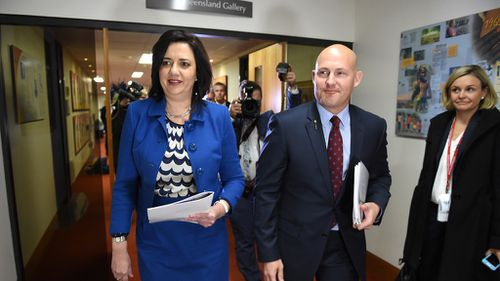 Queensland Labor promises jobs and frontline boosts in 'optimistic budget'